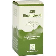 JSO BICOMPLEX HEILM NR 8 150St Tabletten PZN:544898