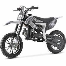 MotoTec 50cc Demon Kids Gas Dirt Bike Say Yeah Motorcycle Gas Scooter Pit Bike