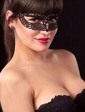 Masque dentelle gothique/ Halloween/soirée/ Hot sexy erotic lace mask masquerade