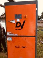 DV SC50-04-46 AIR COMPRESSOR 50 HP