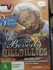 The Beverly Hillbillies Volume 10 ex-rental region 4 DVD (classic tv series)