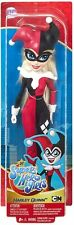 DC SUPER HERO GIRLS HARLEY QUINN ACTION DOLL FIGURE 11.5 INCHES RETRO CLASSIC