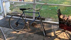 1964 Schwinn Varsity Vintage Touring Road Bike -- Garage Find