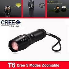 Ultrafire LED  W-878 Cree Xm-l T6 Led Flashlight Focus Torch Light Super Bright
