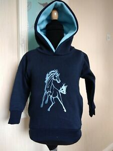 children  nelson ashby equestrian  Cloud Pony hoodie