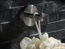 Wall Hook Hanger Bathroom Shower Accessories Holder Bag Coat Scarf Single Hook