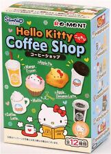 Hello Kitty Coffee Shop Cafe Re-Ment miniature blind box (1 box)