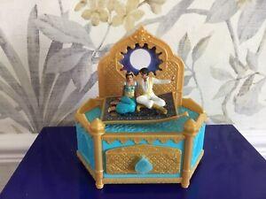 Disney Aladdin Musical Trinket Box.