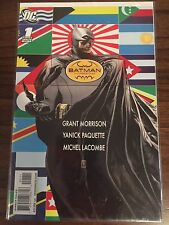Batman Incorporated Vol. 1 Complete Set + Leviathan Strikes Special VF/NM