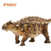PNSO Ankylosaurus magniventris Figure Dinosaur Toy Ankylosaur Animal Collector