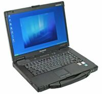 Toughbook CF-52 i5-2540M,2.60GHz,8GB,256GB SSD,Win7,Wi-Fi, BT. Win 7 Pro.