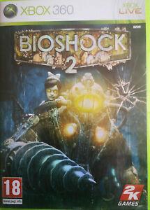 Jeux  BioShock 2 Xbox 360 pal