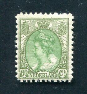 Nederland, frankeer nvph 76 bontkraag, ongebruikt ;
