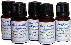 GAMES OF CHANCE Hand Blended MAGICKAL OIL luck, bingo, lotto, lottery, gambling