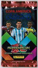 Chile 2015 Panini Soccer Trading Card Copa America pack Lionel Messi