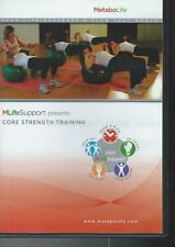 METABOLIFE Core Strength Training (DVD, 2008) - LIKE NEW