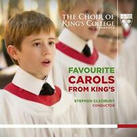 The Choir Of King's College Cambridge - Favourite Carols From King's (NEW CD)