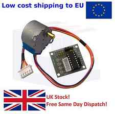Stepper Motor with ULN2003 Driver Board Arduino Pi Pic AVR