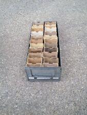 Metallschieber Kasten Kiste Schublade Lagerbox Lagerkiste Bosch, Kartonschachtel