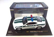 Chevrolet Camaro 2011 - Dubaï Police 1:43 IXO VOITURE DIECAST MOC171