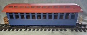 Bachmann G gauge Carriage East Broad Top used in good condition (boxed)