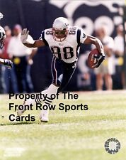 Terry Glenn New England Patriots Unautographed NFL Glossy 8 x 10 Photo
