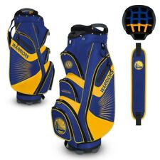 GOLDEN STATE WARRIORS BUCKET II COOLER CART GOLF BAG NEW FREE SHIPPING