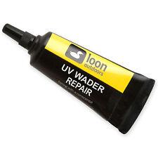 Loon Outdoors Uv Wader Repair - Fly Fishing Glue Uv & Sunlight Curing Sun New!