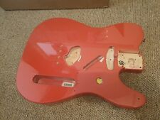 Fender Vintera 50s Telecaster Body - Fiesta Red 50s Tele Body
