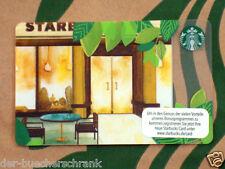 "STARBUCKS ""Neighborhood"" 2015 gift card Germany - Geschenkkarte ""Nachbarschaft"""