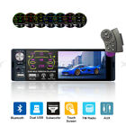 "4.1"" Car Stereo Radio MP5 Player Touchscreen Bluetooth Audio In-dash Head Unit"