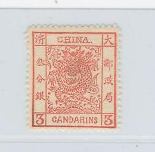 *CHINA-LARGE DRAGON EX GATES COLLEC. VLH - FULL OG - LUXE