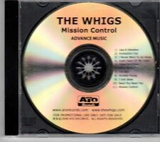 (DY630) The Whigs, Mission Control - 2008 DJ CD