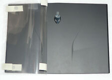 BRAND NEW GENUINE DELL ALIENWARE M14X LID TOP COVER MATT BLACK CNT97 0CNT97