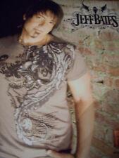 Jeff Bates Wrangler Jeans Color Publicity Photo