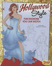 Hollywood Style: Fun Fashions You Can Sketch (Drawing Fun Fashions) by Bolte, M