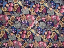Fabric-Hoffman International, Sunflowers, Radishes,Corn