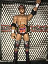 Zack Ryder Wwe Mattel Elite Series 17 Wrestling Figure with internet title belt