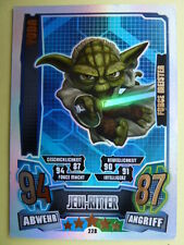 Force Attax Clone Wars Serie 4 (2013), Yoda (228), Force Meister