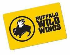 Buffalo Wild Wings Gift Card $83.47