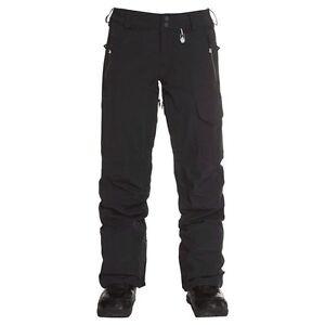 VOLCOM Women's MERLIN GORE-TEX Snow Pants - BLK - XS - NWT