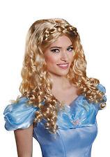Cinderella Movie Adult Costume Wig