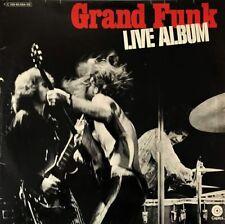 Grand Funk - Live Album (LP) (G-VG/G)
