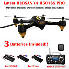 Hubsan H501S High Edition FPV GPS Drone RC Quadcopter W/ Brushless 1080P HD RTF