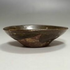 Antique Chinese Jian Pottery Liquor cup #1915