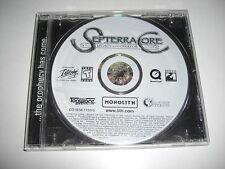 SEPTERRA CORE-eredità del creatore PC CD ROM CD nri-Veloce Post
