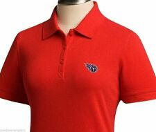 NEW TENNESSEE TITANS Womens POLO SHIRT Small Cutter & Buck Football NWT $50 Tag!