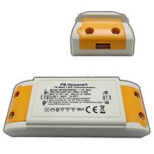 LED mini Trafo 1-70 Watt 12V~ AC Hochleistungstrafo Transofrmator Netzteil GU5.3