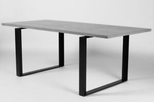 High performance concrete benchtop Customizable  3000x1100mm Table,desk top only