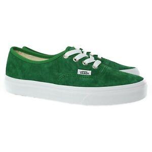 VN0A2Z5IV761 VANS Authentic Pig Suede (Fairway) Men Sneakers Size 10